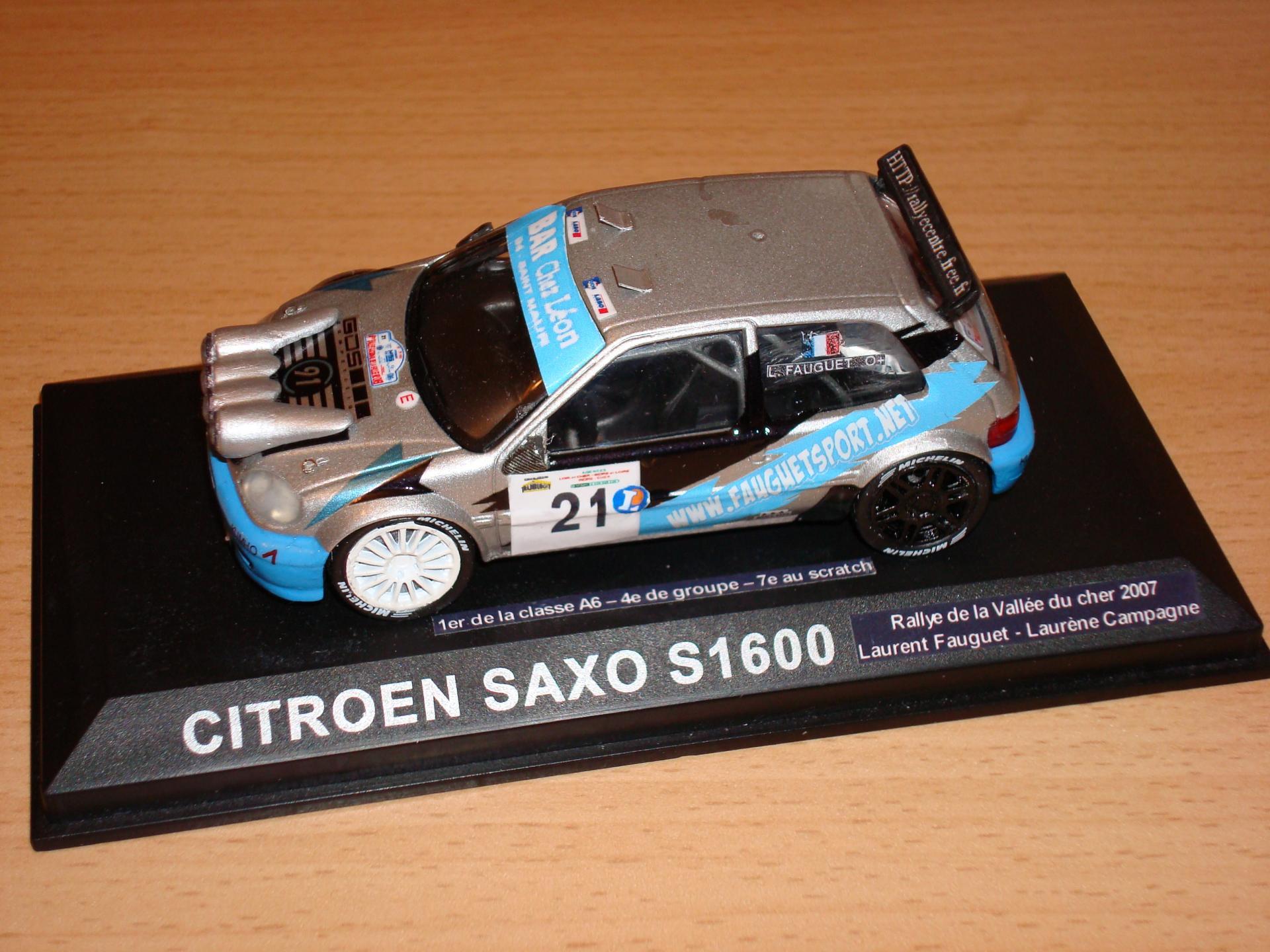 Kit car Fauguet 2007