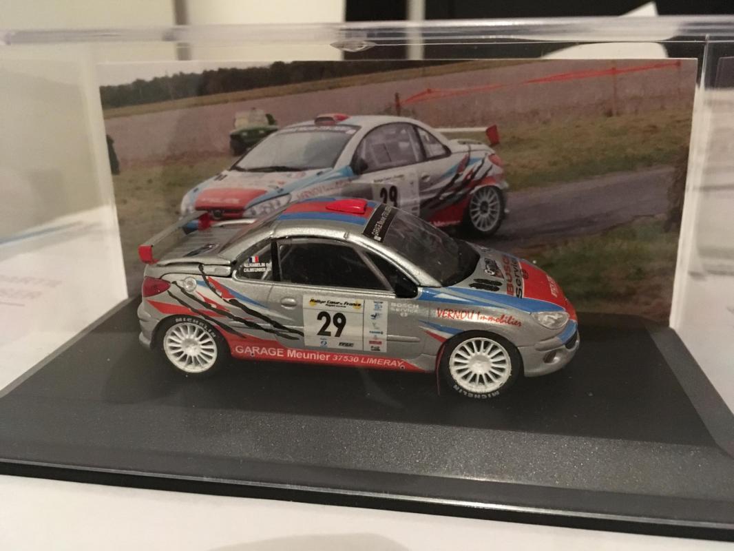 Peugeot 206 rcc meunier rallye coeur de france 2011 28