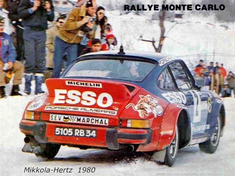 Rallye courses cote monte carlo 1980 big